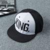 hip hop white king