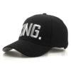 baseball caps king