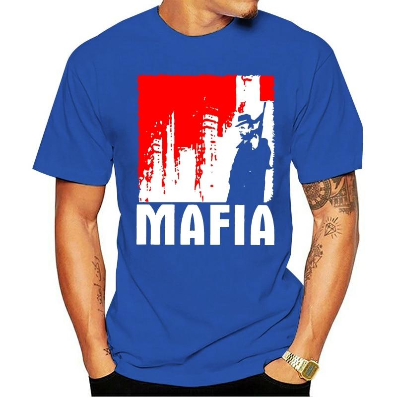 Tričko pro dámy i pány s motivem populární hry Mafia, Tommy Angelo